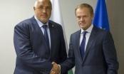 """Борисов пред Туск: Искам ясна позиция на европейските институции за АЕЦ """"Белене"""""""