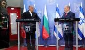 Бойко Борисов: Израел е изключително важен фактор за сигурността и стабилността в Близкия изток