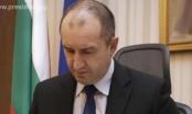 Президентът Румен Радев подкрепи българските превозвачи в писмо до председателя на Европейския парламент Антонио Таяни
